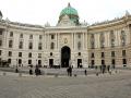 Vienna Pictures Palaces: Hofburg, Michaelerplatz