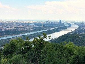 Boat trips: Vienna Danube