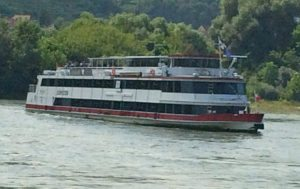 things to do in Vienna August: Danube boat trip