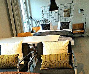 Cheap hotels in Vienna: Magdas Hotel