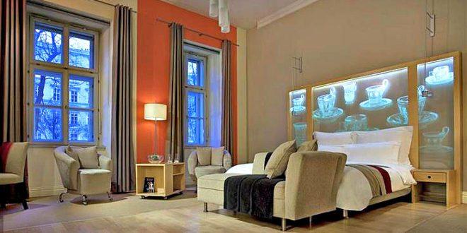 Design Hotels in Vienna: Le Meridien