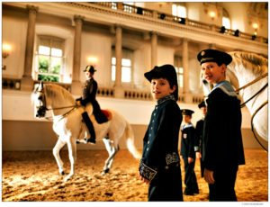 Spanish Riding School Vienna: Vienna Boys Choir