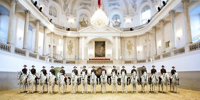 Spanish Riding School Vienna, Austria