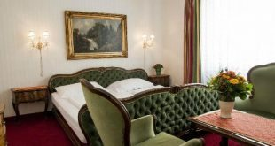 Three Star Hotels: Pension Suzanne