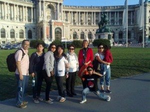 Vienna Tours: Hofburg Imperial Palace
