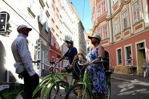 Wien Tours: Radtour in die Innenstadt