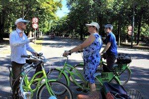 Vienna city centre bike tour
