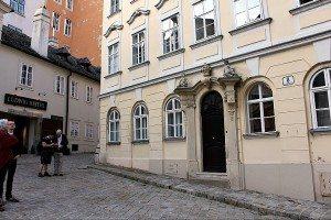 Vienna tours: Moelkerbastei