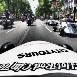 Wiener Touren: Hot Rod auf der Ringstraße