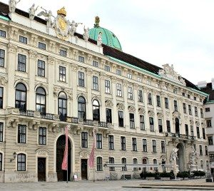 Vienna Walking Tours: Hofburg