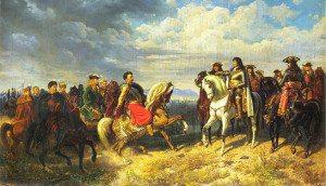 Jan Sobieski in Battle of Vienna
