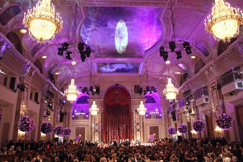 Best Vienna Balls: ball at Hofburg