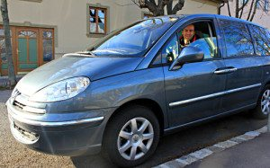 Day trips from Vienna: rental car