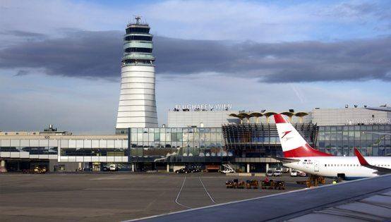 Flights to Vienna Austria: Schwechat airport