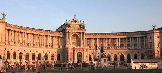 New Year's Eve Concerts: Hofburg Palace
