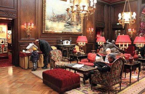 Luxury Hotels in Vienna: Hotel Sacher