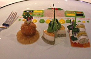 Michelin star restaurants Vienna: Silvio Nickol