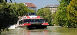 Vienna Danube Cruise Shop
