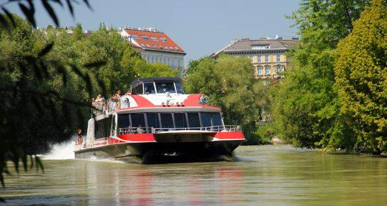 Mini Danube Cruise Vienna To Bratislava By Boat Vienna Unwrapped