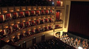 Vienna tourism calendar: State Opera