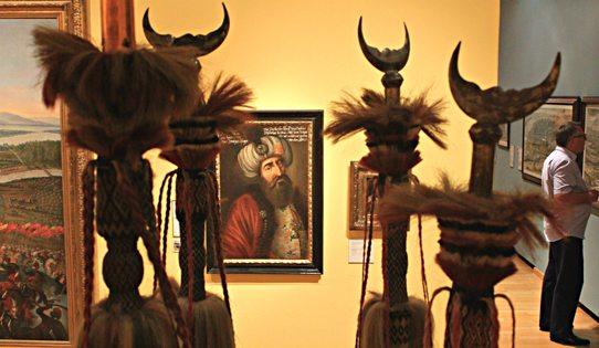 Siege of Vienna: Turkish objects at Wien Museum