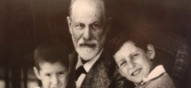 Sigmund Freud Museum: Freud and his two sons