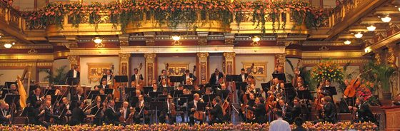Things to do in Vienna March: Vienna Symphonic Orchestra