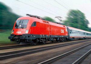 Visit Vienna: Trains to Vienna