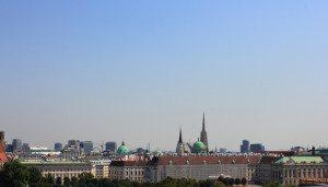 Visit Vienna: city skyline