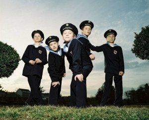 boys of the Vienna Boys Choir