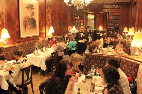 Stefan Zweig and More: Cafe Landtmann