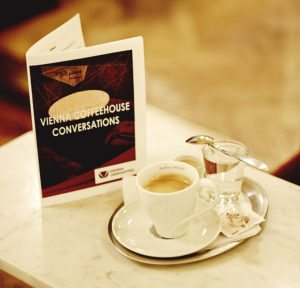 Vienna Coffeehouse Conversation: Menu of Questions