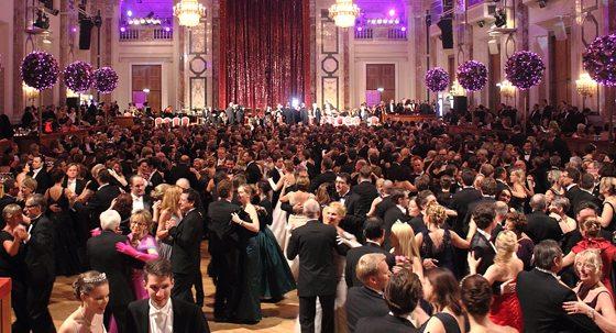 Vienna Culture: elegant ball