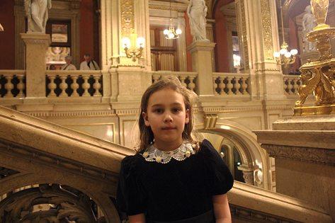 Vienna opera for children: Vienna State Opera