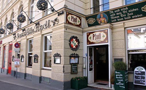 Vienna restaurant favourites: Gasthaus Pfudl