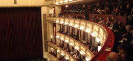 Vienna Opera: auditorium