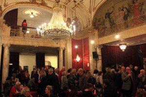 Vienna theatres: lounge, Volkstheater Vienna