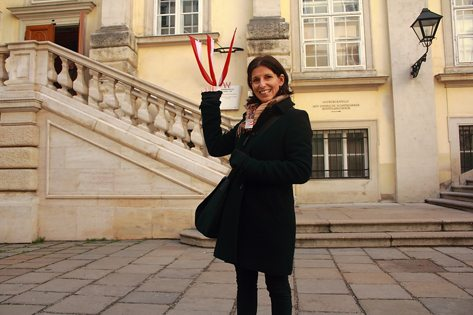 Vienna private tours: Yvonne Heuberger