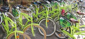 rental bikes in Vienna