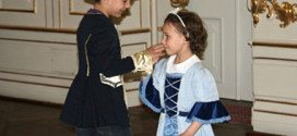 Vienna With Kids: quadrille dancing
