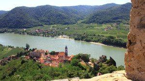 Vienna tourism calendar: Wachau Valley