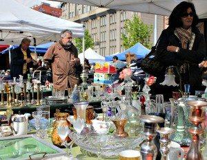 Naschmarkt in Wieden