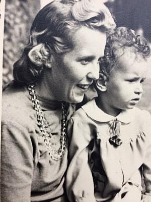 Austria's Second Republic: private family photo