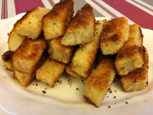 Austrian food a natives guide to austrian dishes vienna unwrapped austrian food breaded and fried celeriac forumfinder Image collections