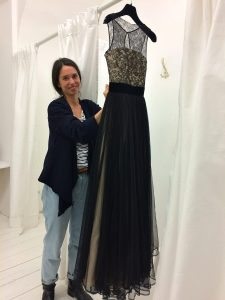 Evening dress shops Vienna: Elfenkleid