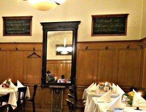 Fine Viennese cuisine in Vienna: local tavern style