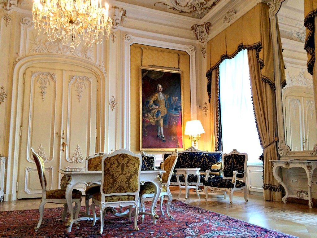 Hotel Imperial Vienna: Prince's Suite