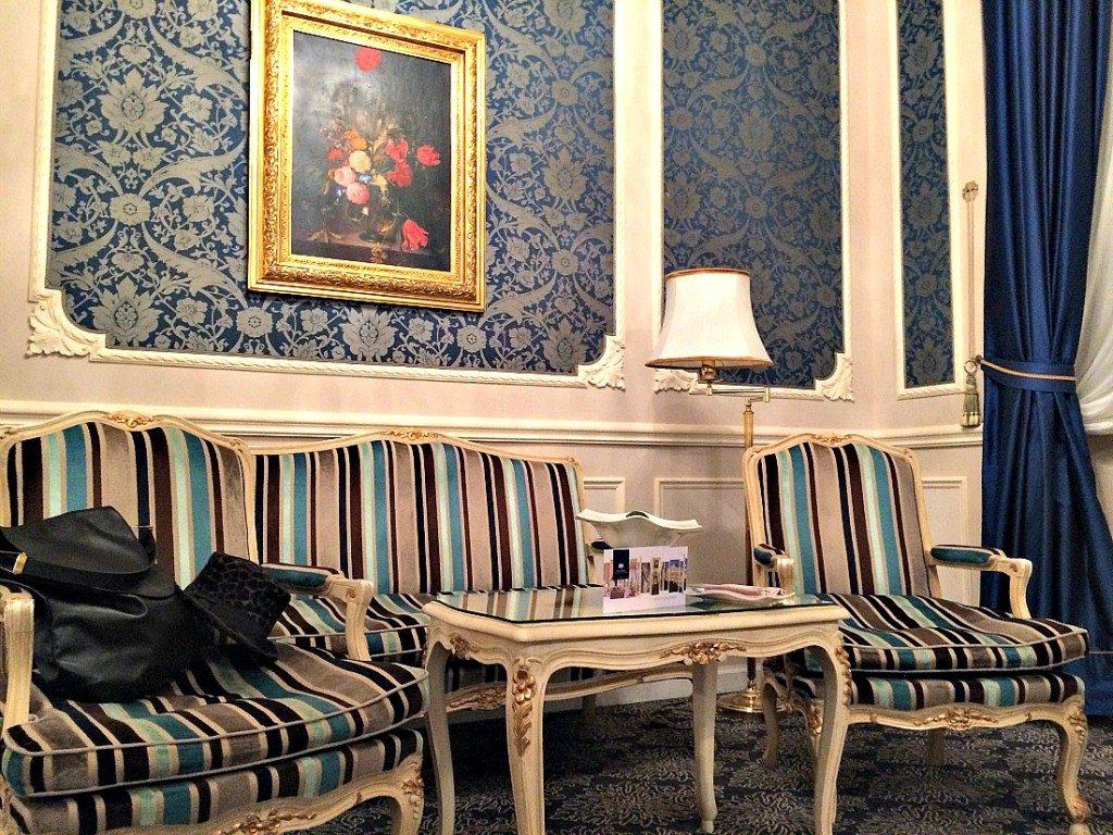 Hotel Imperial Vienna: room