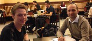 Learn German in Vienna: coffeehouse teaching