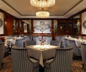 Michelin star restaurants Vienna: OPUS